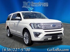 2019 Ford Expedition Max Platinum SUV for sale in the St. Louis area