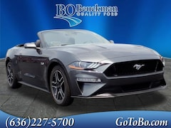 2019 Ford Mustang GT Premium Convertible for sale in the St. Louis area