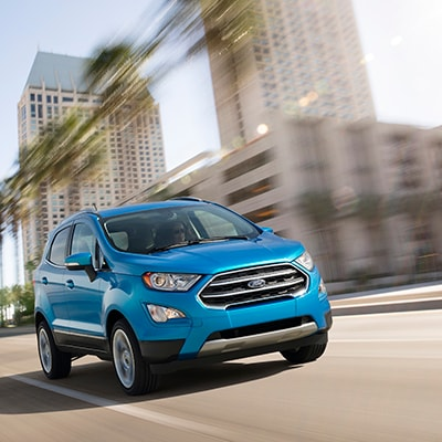2018 Ford EcoSport | Uptown Motors Inc