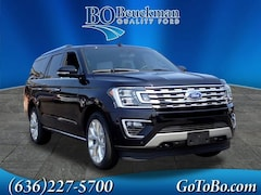 2019 Ford Expedition Max Limited SUV for sale in the St. Louis area
