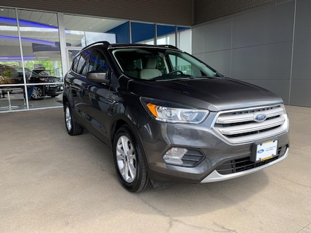 Used 2018 Ford Escape SE SUV for sale near St. Louis, MO