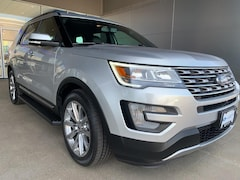 Certified used 2017 Ford Explorer Limited Sport Utility for sale near St. Louis, MO