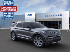 2020 Ford Explorer Platinum Sport Utility for sale in the St. Louis area