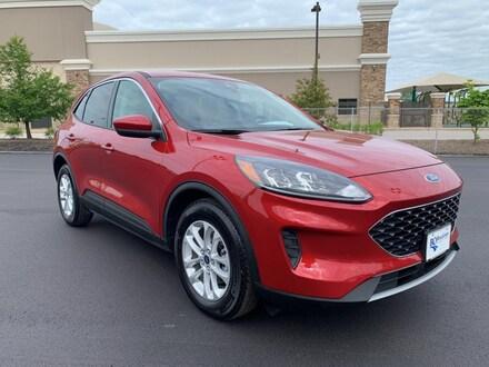 Used 2020 Ford Escape SE SUV for sale near St. Louis, MO