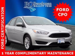 Certified used 2016 Ford Focus SE Sedan for sale near St. Louis, MO