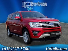 2019 Ford Expedition Max XLT SUV for sale in the St. Louis area
