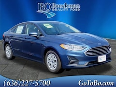 2019 Ford Fusion S Sedan for sale in the St. Louis area