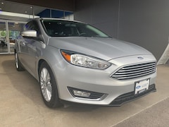 Certified used 2016 Ford Focus Titanium Hatchback for sale near St. Louis, MO