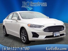 2019 Ford Fusion SEL Sedan for sale in the St. Louis area