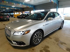 Used 2017 Lincoln Continental Select AWD Sedan