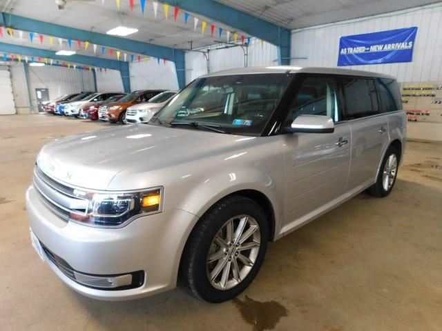 2018 Ford Flex Limited AWD SUV