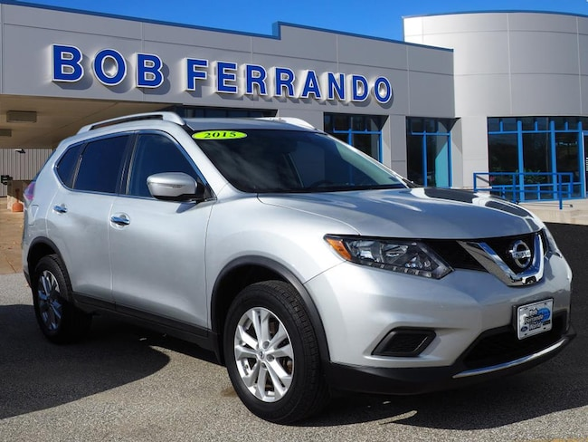 used 2015 nissan rogue for sale at bob ferrando ford lincoln sales