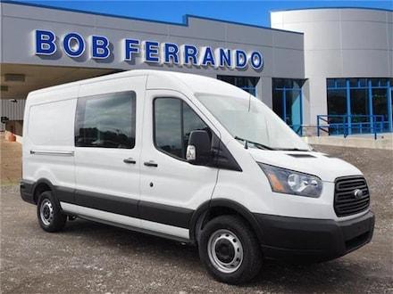 2019 Ford Transit Van T-250 148 Med Rf 9000 Gvwr Sliding RH Dr Van