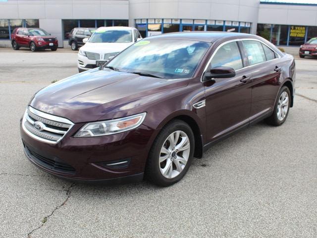 2011 Ford Taurus SEL FWD Sedan