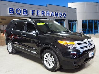 2015 Ford Explorer For Sale >> Used 2015 Ford Explorer For Sale At Bob Ferrando Ford