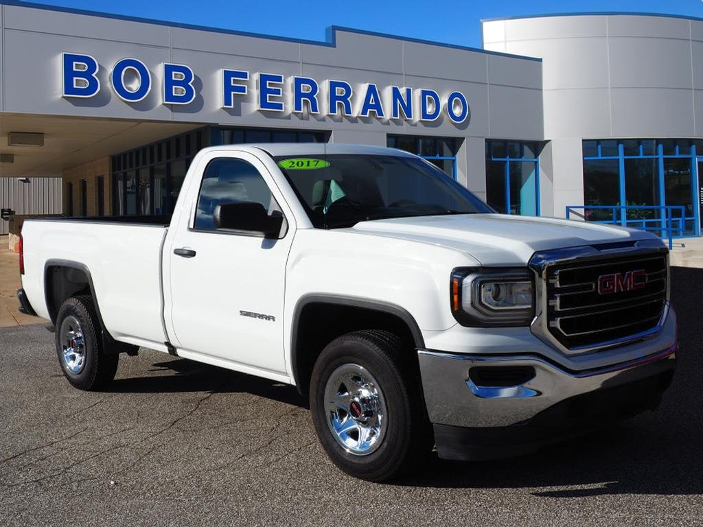 2017 GMC Sierra 1500 Base Truck Regular Cab