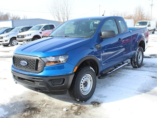 2020 Ford Ranger 4WD Supercab 6 Box Truck