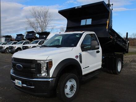 2019 Ford Super Duty F-550 DRW 4WD Reg Cab Truck