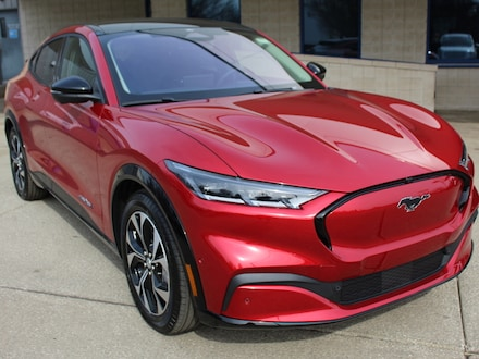 2021 Ford Mustang Premium Coupe