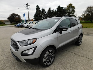 2020 Ford EcoSport SES 4WD SUV