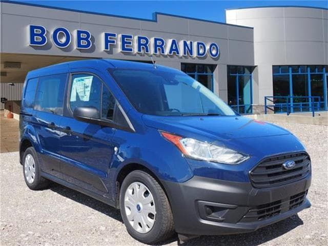 2019 Ford Transit Connect Van XL SWB w/Rear Symmetrical Doors Van
