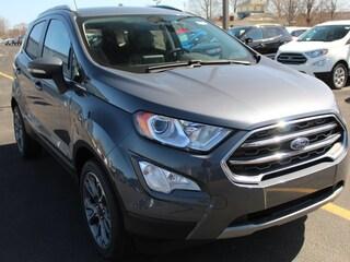 2021 Ford EcoSport Titanium FWD SUV