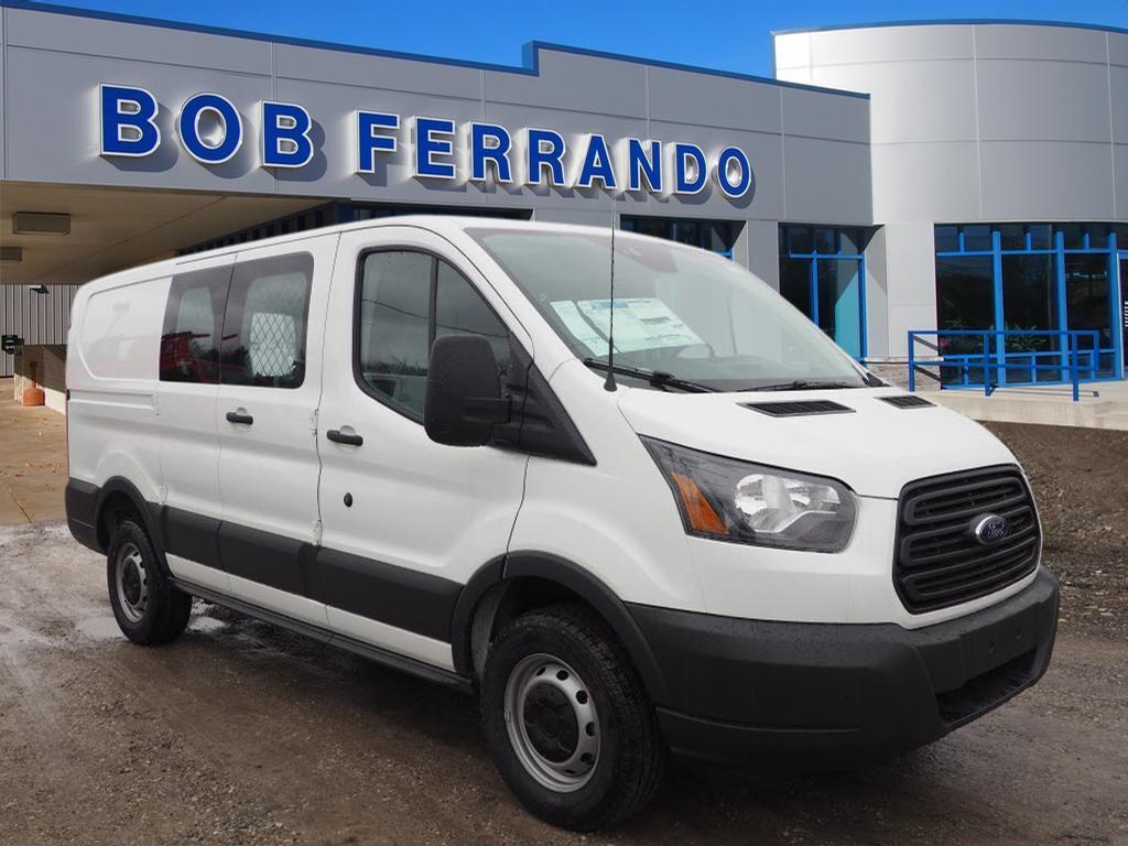 2018 Ford Transit Vanwagon Cargo Van Truck