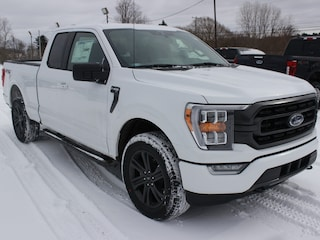 2021 Ford F-150 4WD Supercab 6.5 Box Truck