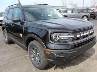 2021 Ford Bronco Bigbend SUV