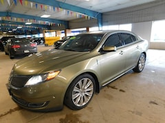 Used 2013 Lincoln MKS 3.5L AWD Ecoboost Sedan
