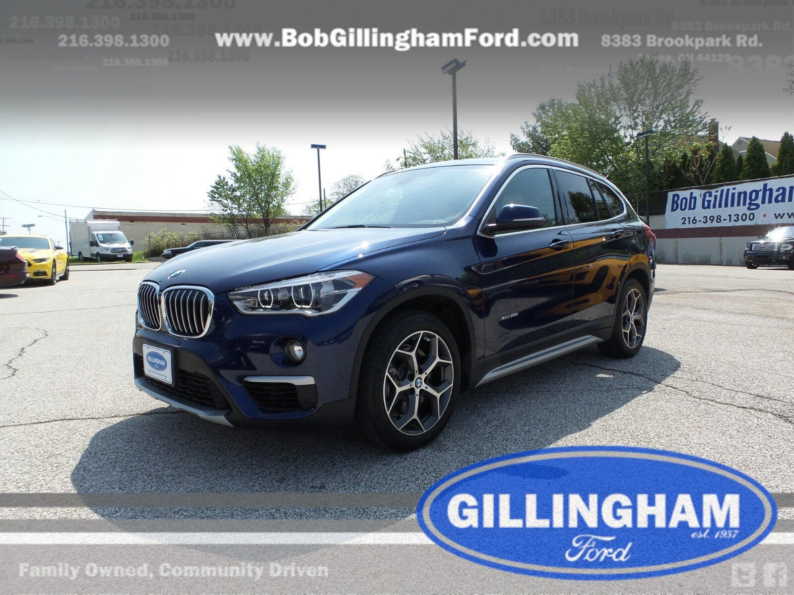 2016 BMW X1 xDrive28i AWD SUV