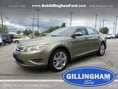 2012 Ford Taurus Limited FWD Sedan