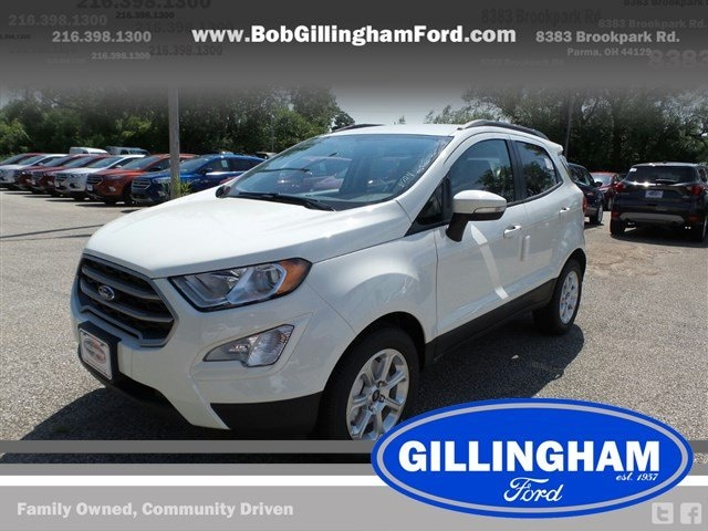 New Ford Inventory | Bob Gillingham Ford in Parma
