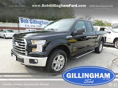 2017 Ford F-150 XLT 4WD Truck SuperCab Styleside