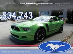 2013 Ford Mustang Boss 302 Coupe