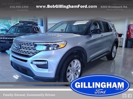 2021 Ford Explorer Limited (DEMO) SUV