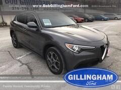 2018 Alfa Romeo Stelvio ALL WHEEL DRIVE SUV