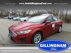 2020 Ford Fusion SE (DEMO) Sedan