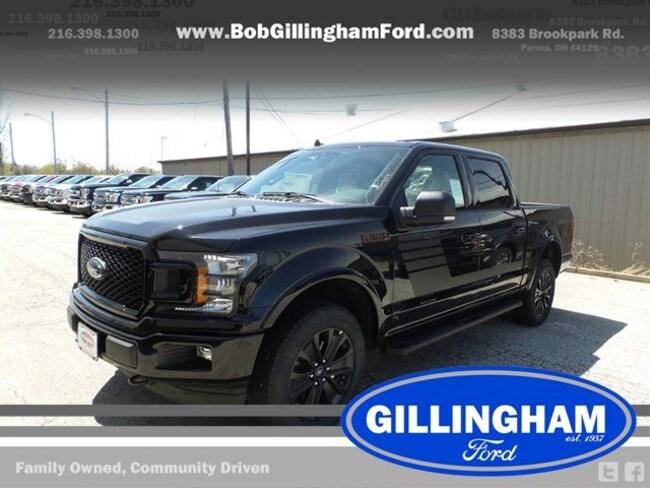 2019 Ford F-150 XLT Truck SuperCrew Cab