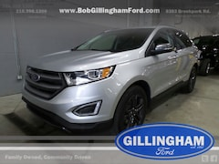 2018 Ford Edge SEL AWD with Sport Appearance! SUV