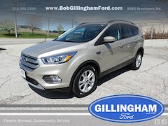 2017 Ford Escape SE W/Panoramic roof SUV