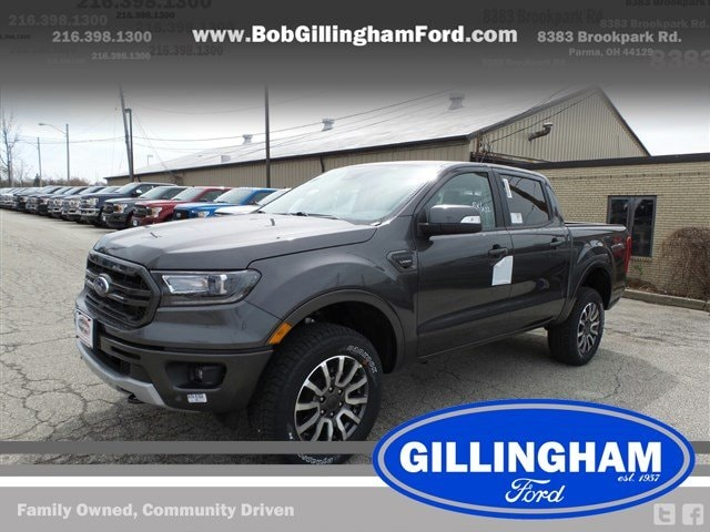 2019 Ford Ranger LARIAT (DEMO) Truck SuperCrew