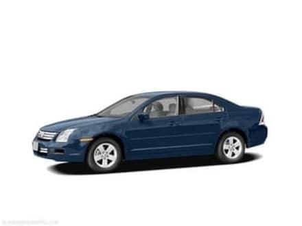 2006 Ford Fusion SE Sedan