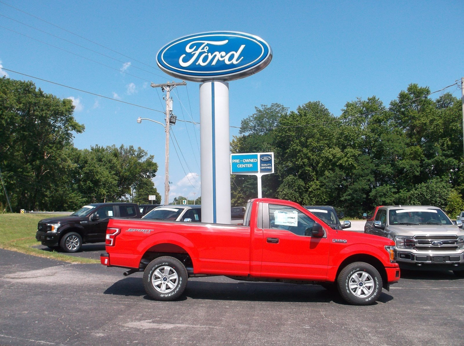 2018 Ford F Series