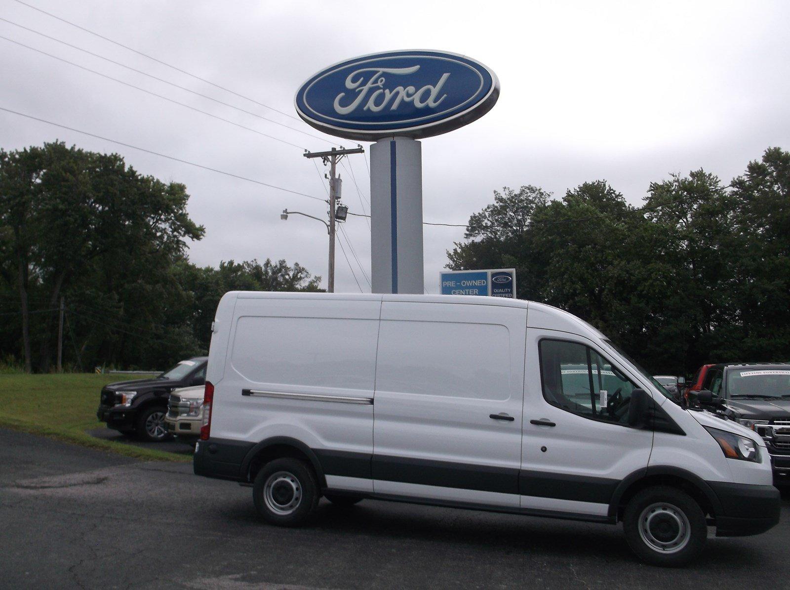 2018 Ford Transit T-250 148 Med Rf 9000 GVWR Sliding RH Dr