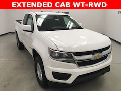 2018 Chevrolet Colorado Work Truck Truck Extended Cab