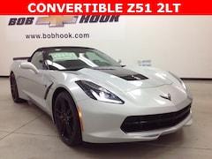 2017 Chevrolet Corvette Z51 Convertible