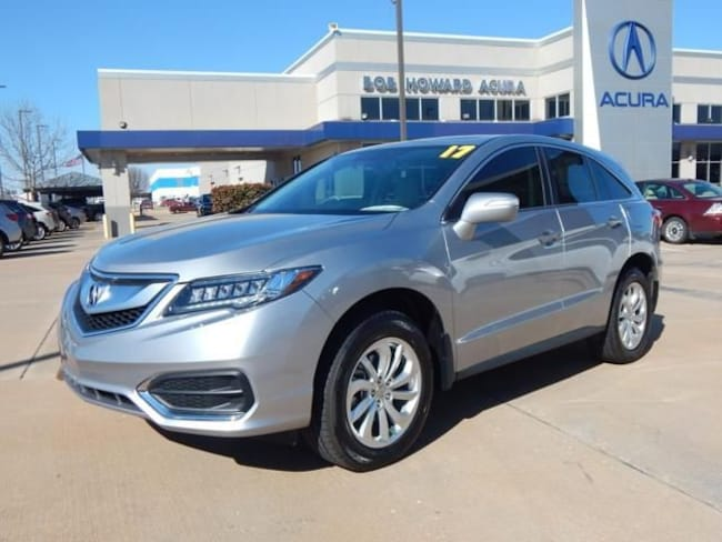 2017 Acura RDX AWD TECHNOLOGY PACKAGE CERTIFIED ONE OWNER SUV