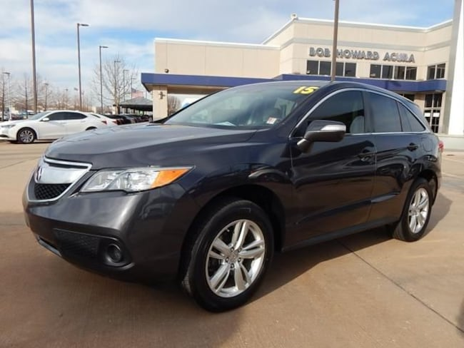 2015 Acura RDX CLEAN CAR FAX ONE OWNER CHECK IT OUT !!! SUV
