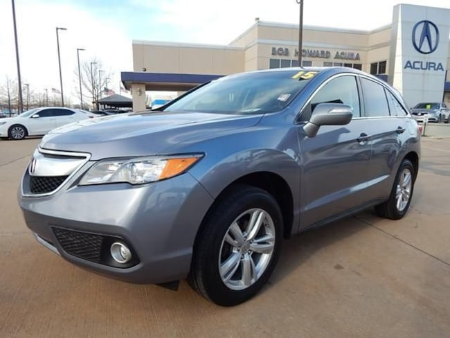 2015 Acura RDX CERTIFIED TECHNOLOGY PACKAGE SUV